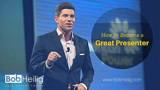 How to Be a Great Presenter Blog Post Image